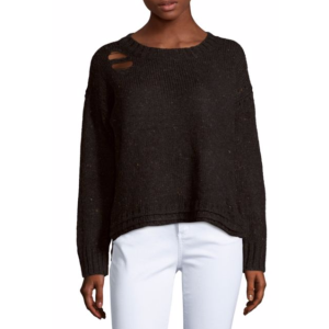 Wildfox - After Party Sweater - saksoff5th.com