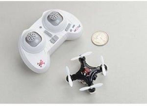 销量冠军+史低价!MOTA JETJAT 全球最小无人机