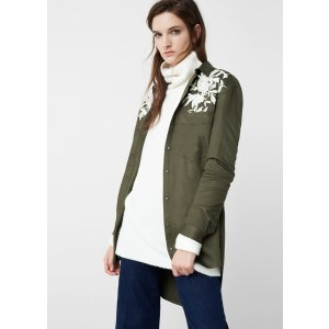 Embroidered shirt - Women | OUTLET USA