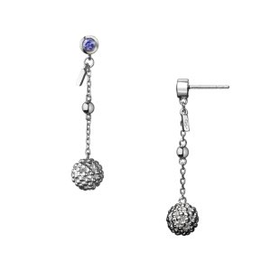 Effervescence Bubble Stiletto Earrings