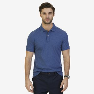 Interlock Polo Shirt - Bright Cobalt