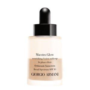 Maestro Glow Liquid Foundation   Giorgio Armani Beauty