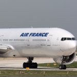 Jet Round-Trip to Europe on Air France