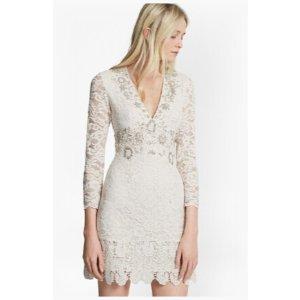 Emmie Lace Embellished Dress |