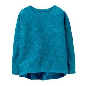 Microfleece Pullover