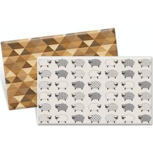 Design Cushion Mat - Cozy Lamb - Parklon Play Mats