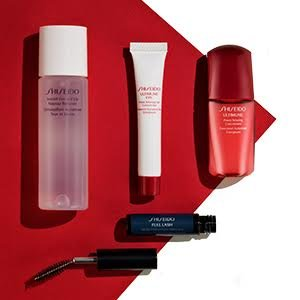 Dealmoon Exclusive! Up to 6pc GWPwith orders over $125 @ Shiseido