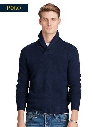 Up to 65% Off + Extra 30% OffSweater Sale @ Ralph Lauren