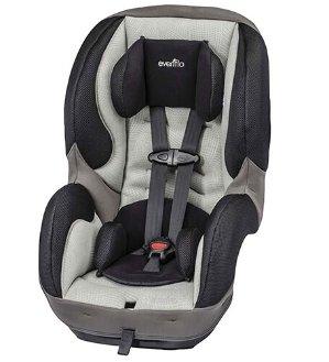 $99.99(原价$154.99)Deals Spotlight: Evenflo SureRide 2合1汽车安全座椅(两色可选)