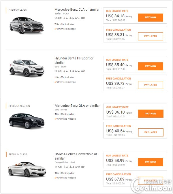 Sixt Rent A Car Coupons & Promo Codes