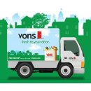 $5 Off + Free Delivery For New Users @ Vons.com