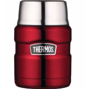 新史低价 $19.97Thermos 膳魔师帝王系列不锈钢16盎司食物保温焖烧罐