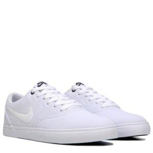 Men's Nike SB Check Solar Canvas Skate Shoe