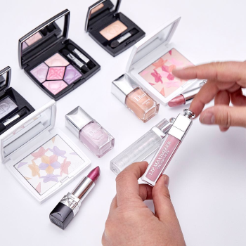 Dealmoon Exclusive! Enjoy a Diorshow Pump  'N'  Volume Mascara and Dior Rouge Dior Ultra Rouge Bubble Card sample