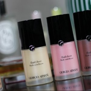 Fluid Sheer @ Giorgio Armani Beauty