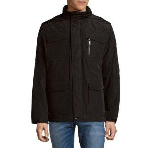 Calvin Klein High Neck Jacket