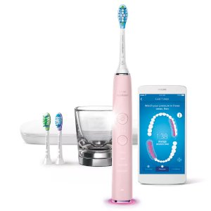 As Low As $109.99 After Rebate + $20 Kohl's CashPhilips Sonicare DiamondClean Smart Electric Toothbrush with Bluetooth