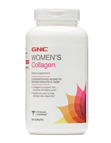 $12.99, was $24.99GNC Women's Collagen 180 Caplets