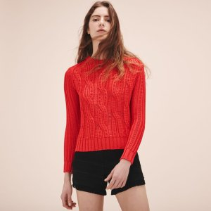 MIST Ribbed knit jumper