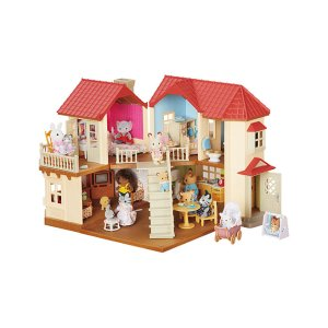 Calico Critters Luxury Town Home Gift Set | zulily