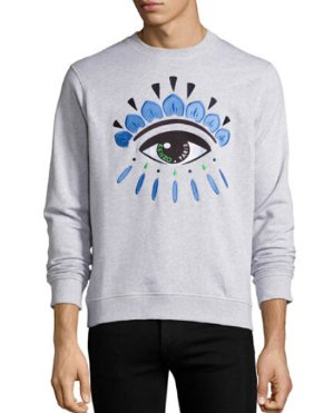Last Day! $125 Off $500 Kenzo Men's Clothing Regular-Price Items @ Neiman Marcus