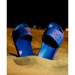 Pool Sliders,Mens,Flip Flops