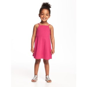 Fit & Flare Cami Dress for Toddler
