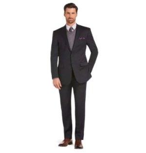 $199 ($698)Jos. A. Bank Men's Classic Collection Wool Suit Sale