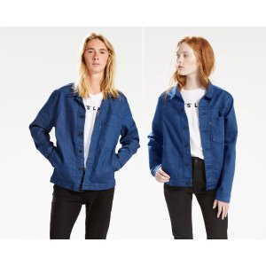 Line 8 Unisex/For Everyone Jacket | Blue Rinse |Levi's® United States (US)