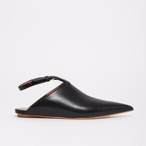 Flat Sabot Sandals