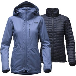 The North Face ThermoBall Snow Triclimate 3-in-1 Parka -