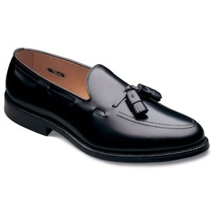 Grayson - Moc-toe Slip-on Loafer Mens Dress Shoes by Allen Edmonds