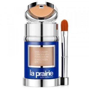 Skin Caviar Concealer Foundation Sunscreen SPF 15 Luxury cosmetics including La Mer, Tom Ford, Jo Malone London, Sisley-Paris, and Natura Bissé