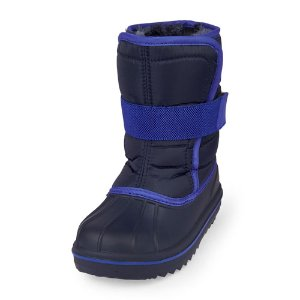 Boys Solid Snowboot | The Children's Place