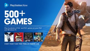 $59PlayStation Now Subscription (12 Months) - PS4 / Windows PC