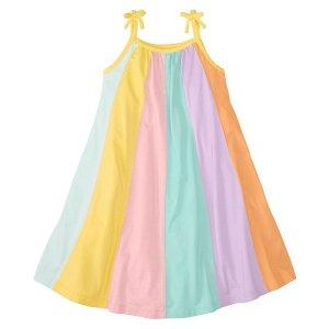Girls Colorwheel Sundress | Sale Dresses Starting At $25 Girls