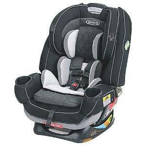 Graco® 4Ever™ Extend2Fit™ Platinum All-in-One Convertible Car Seat in Shale