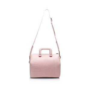 3.1 Phillip Lim Wednesday Small Boston Satchel | Blue&Cream