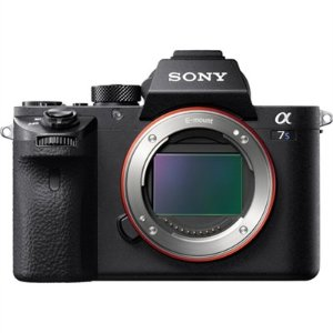Alpha a7S II Full-frame Mirrorless Interchangeable Lens Camera - Body