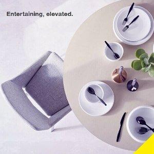 红卡用户4.3折Target和美国著名家居杂志dwell合作款家具、餐具、装饰品等促销