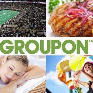 额外8折优惠Groupon 购买 当地吃喝玩乐享额外优惠