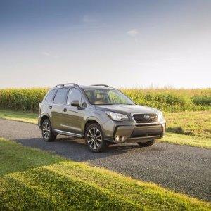 入门级SUV业内标杆2018 Subaru Forester 紧凑型SUV