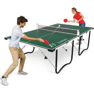 EastPoint Sports Easy Setup Fold 'N Store Table Tennis Table – 15mm Top - Walmart.com