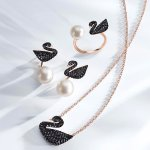 Swarovski Swan Collection @ Lord & Taylor