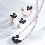 Swarovski Swan Collection @ Lord & Taylor