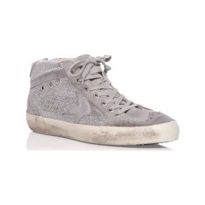 GOLDEN GOOSE Glitter Midstar Sneakers