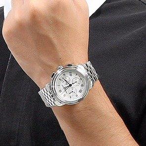 Lowest price $439 (Orig$1195)Frederique Constant Men's Classics Chronograph Watch Model: FC-292MC4P6B2