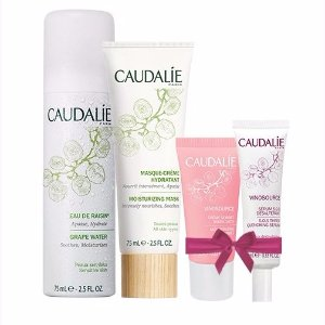 Last Day! Dealmoon Exclusive! Vinosource Set for $49 ($75 value)+ free winter duo GWP @ Caudalie