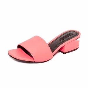 Alexander Wang Lou Mid Heel Mules | SHOPBOP
