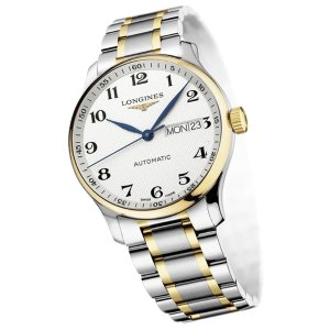$1875 (Orig $3,350)LONGINES Master Automatic Silver Dial Men's Watch Item No. L2.755.5.78.7